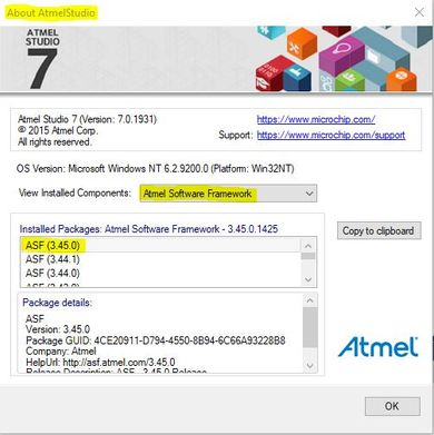 Solved: bmf055 astmel 6 2 or astmel 7, how to get its SDK